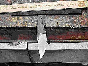 Нож своими руками.