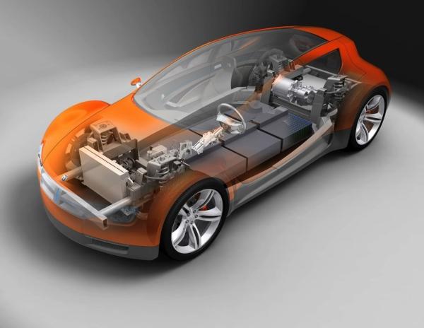 Электрический концепт Dodge Zeo в Детройте