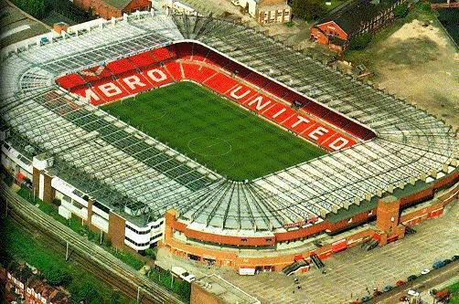 Manchester United - история создания
