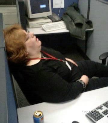 Когда работать неохота
