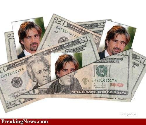 Звезды и деньги