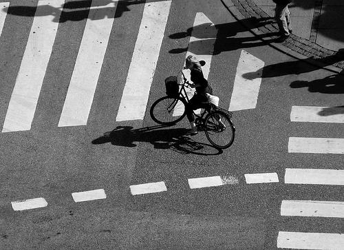 Копенгаген на велосипеде