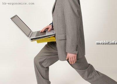 Странный концепт для тех, кто неразлучен со своим ноутбуком