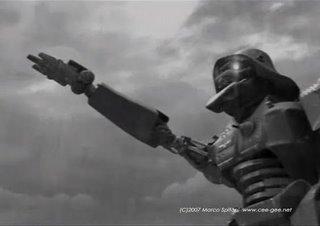 Гигантские боевые роботы образца 1943 года