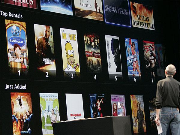 Новые продукты и сервисы Apple на Macworld 2008