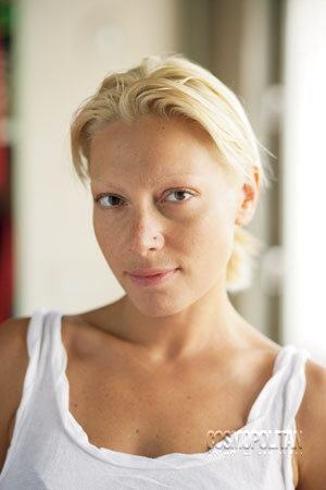 15 смелых женщин без макияжа