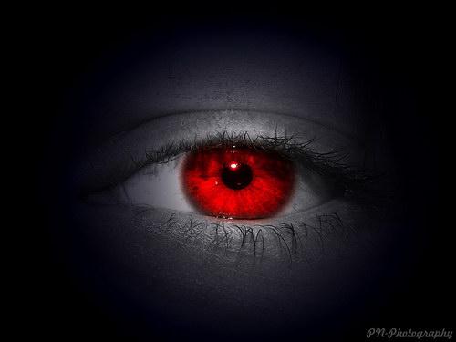 Глаза и характер