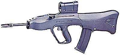 Оружие. Пистолеты-пулемёты. Автоматы. Винтовки