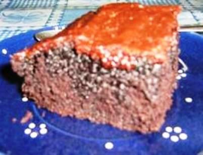 Торт шоколадный.