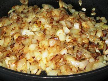 Пирожки картофельные с мясом.