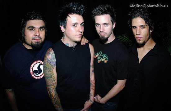 фото Papa Roach