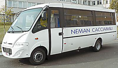 """""""Неман"""" начнет собирать автобусы IVECO"""