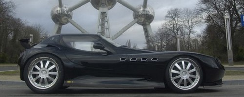 Gillet представила новую версию спортивного купе Vertigo