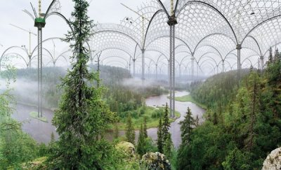 Парк развлечений будущего