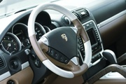 Porsche Cayenne Cyclone от Hamann
