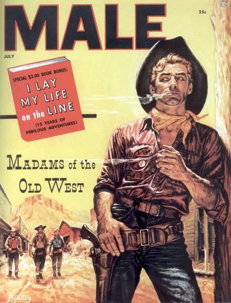 Обложки старых американских книжек
