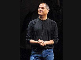 Стив Джобс и три его истории
