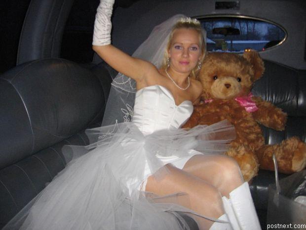 Сексуальные невесты