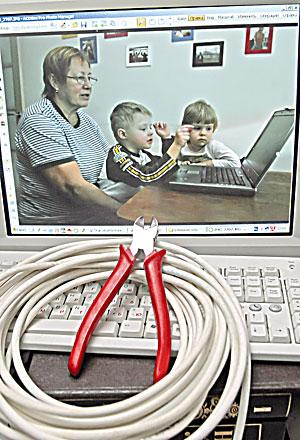 Летом в Минске начнут ликвидировать нелегальные домашние компьютерные сети