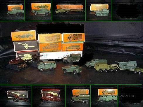 Игрушки из СССР