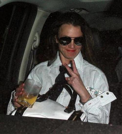 Пьяные звезды: что алкоголь делает с людьми
