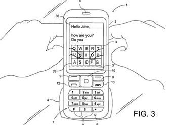 Навая клавиатура от Nokia