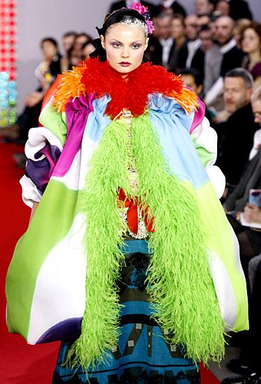 Парижская неделя высокой моды — Paris Fashion Week