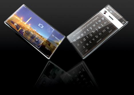 Концепт «убийцы iPhone» — телефон P-Per