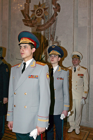 Новая форма для российской армии