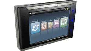 Навигатор Clarion с функциональностью интернет-планшета
