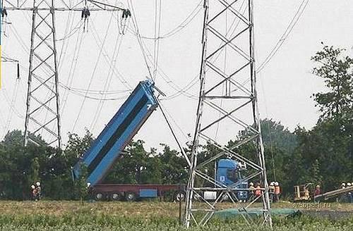 Большая техника - большой риск
