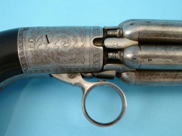 Необычное огнестрельное оружие