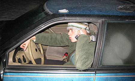 Рейтинг безопасности водителей