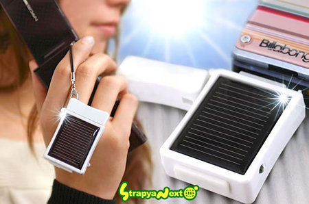 Солнечное зарядное устройство для мобильного телефона