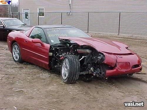 Спорткары после жестоких аварий!