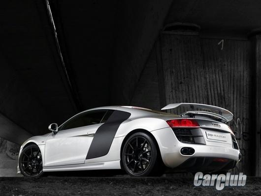 Карбоновый тюнинг для Audi R8