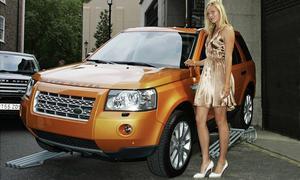 Самые популярные автомобили российских звёзд