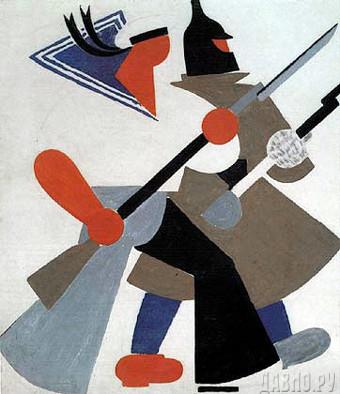 Совестские плакаты (1920 год)