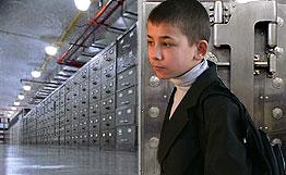 В филиале одного из крупнейших британских банков забыли запереть двери