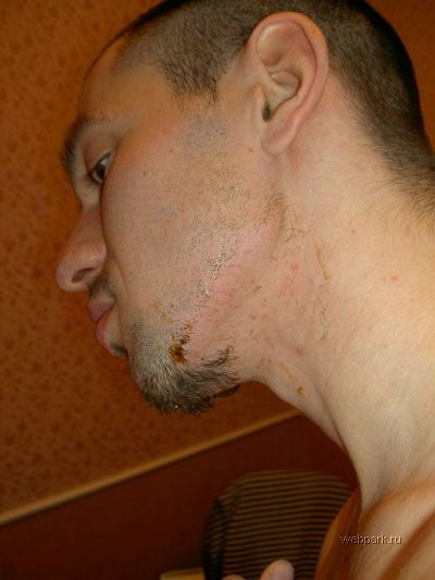 Суровое бритье по Челябински