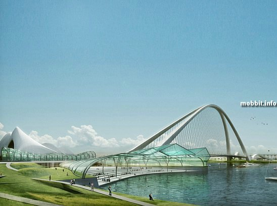 Самый большой в мире арочный мост будет построен в Дубае