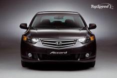 Японцы представили восьмое поколение Accord