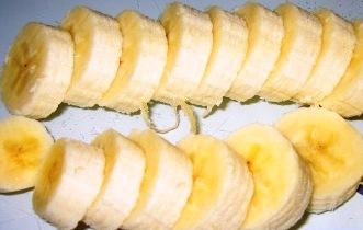 Печенюшки с бананами.