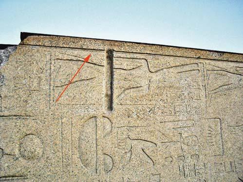 Кто построил пирамиды для египтян?