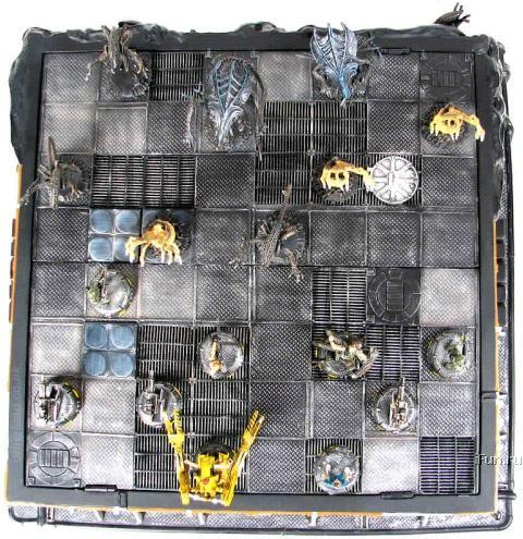 Чужие шахматы