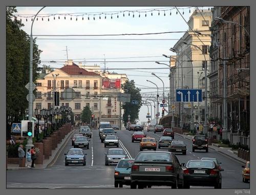 Число автомобилей в Минске скоро превысит 600 тысяч