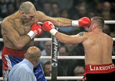 Валуев побил Ляховича