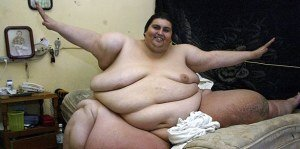 Самый толстый человек в мире похудел в 2 раза благодаря диетам