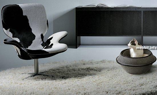 Очень классная дизайнерская мебель для домашних питомцев