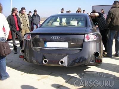 Audi A9 Quattro: экстремальный тюнинг или экстремальная безвкусица?
